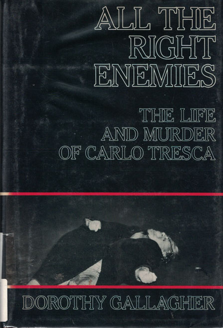 Copertina di All the right enemies