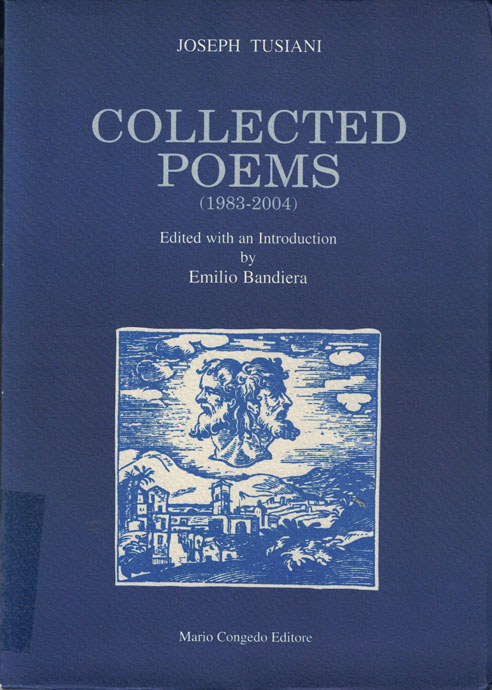 Copertina di Collected poems