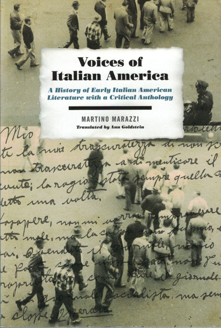 Copertina di Voices of Italian America